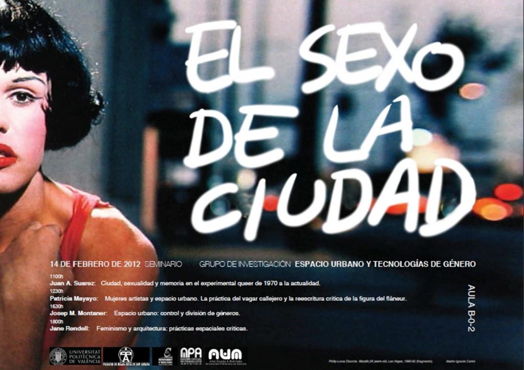 SEXO DE LA CIUDAD